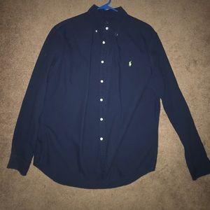 Polo Ralph Lauren Button Down Long Sleeve Shirt